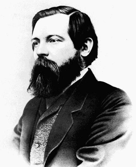 Фридрих Энгельс (Friedrich Engels)