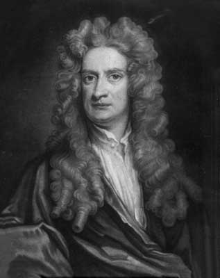 Исаак Ньютон (Isaac Newton)
