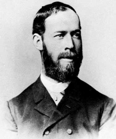Генрих Рудольф Герц (Genrih Rudolf Hertz)