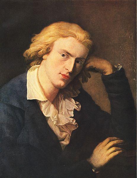 Иоганн Фридрих Шиллер (Yogann Fridrih Shiller)