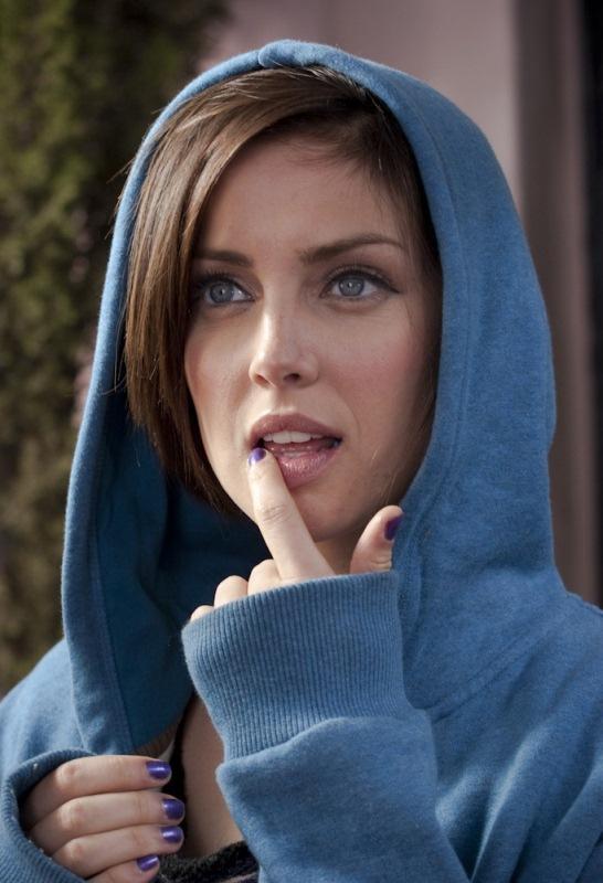 Джессика Строуп (Jessica Stroup)