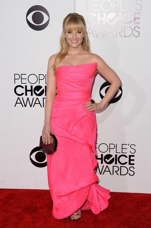 Лучшие наряды People's Choice Awards 2014