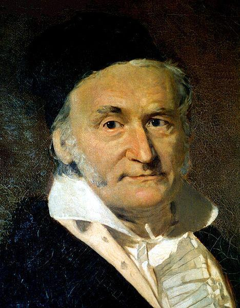 Карл Фридрих Гаусс (Carl Friedrich Gauss)