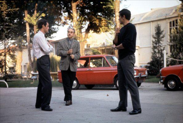 Жан-Поль Бельмондо: кадры из фильмов