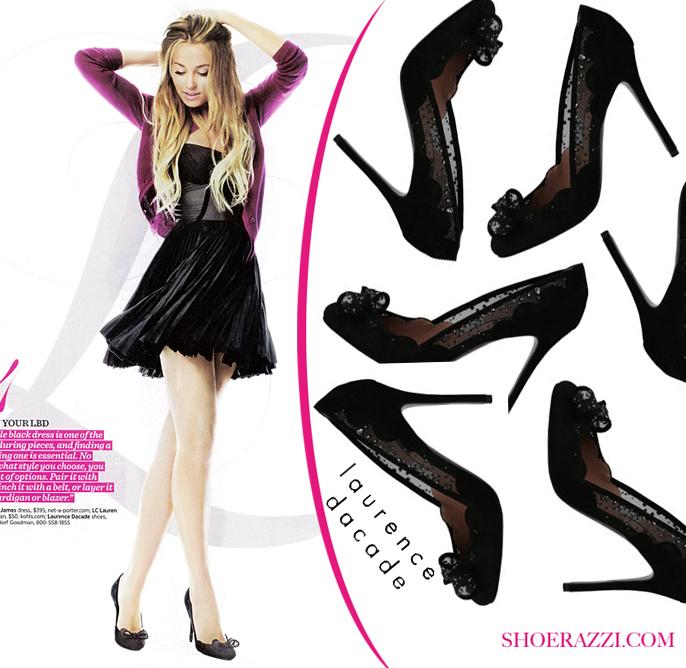 Звездная обувь Лорен Кэтрин Конрад