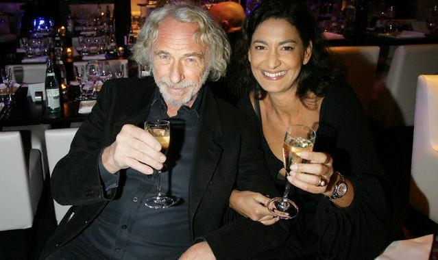 Пьер Ришар и его жены