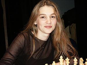 Эльмира Скрипченко (Almira Skripchenko)