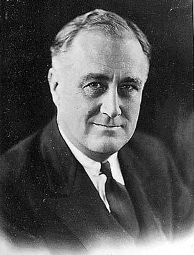 Франклин Делано Рузвельт (Franklin Delano Roosevelt)