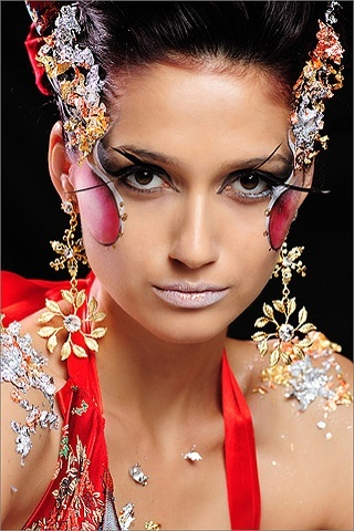 ...макияжу и боди-арту, судья международного класса на...