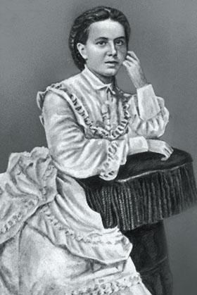 Софья Ковалевская (Sofiya Kovalevskaya)