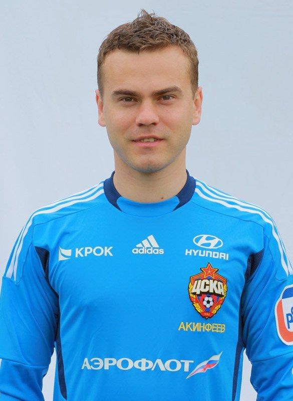 Игорь Акинфеев (Igor Akinfeev)