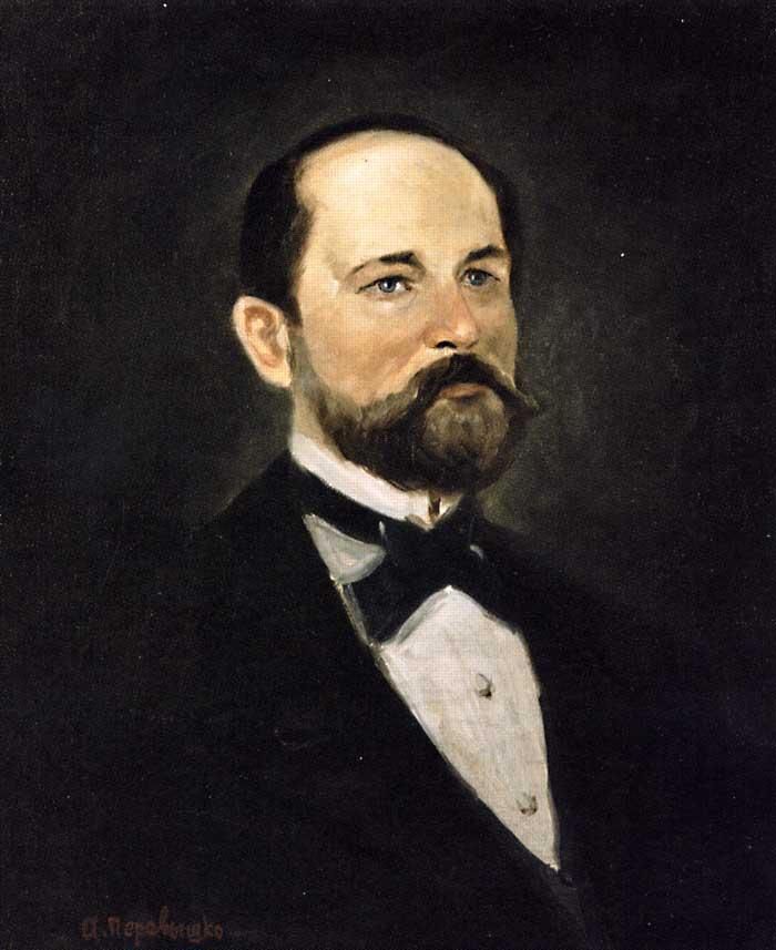Густав Фаберже (Gustav Faberge)