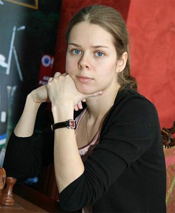 Татьяна Косинцева (Tatiana Kosintseva)