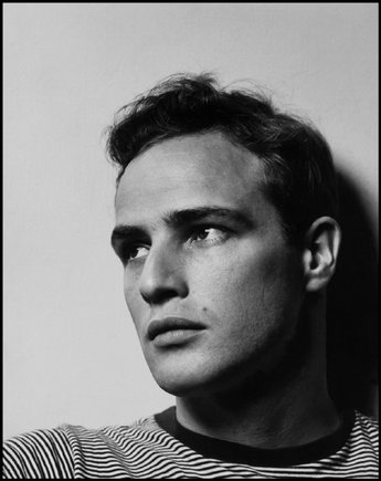 Марлон Брандо в молодости
