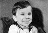 Дэниэл Дэй-Льюис в детстве