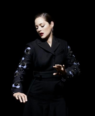 Марион Котийяр в журнале TIME Style&Design