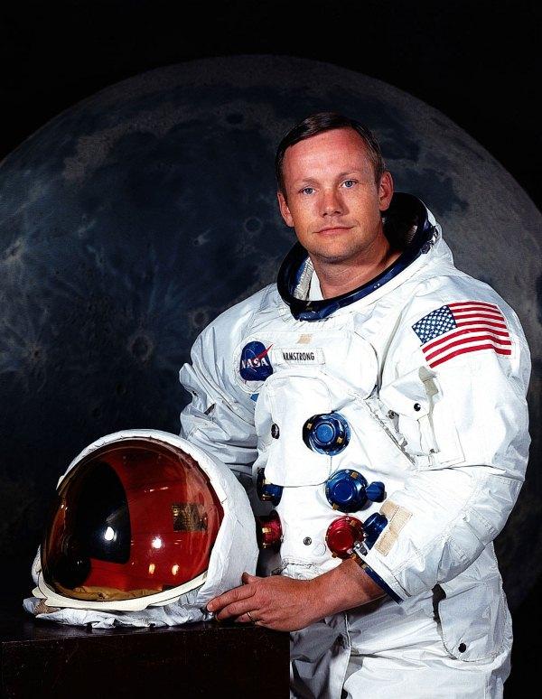 Биография Нила Армстронга в фотографиях