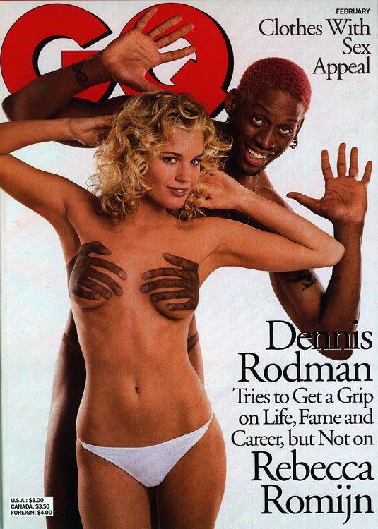 Денис Родман всегда разный