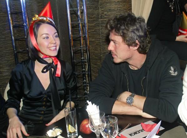 Марат Сафин и его женщины