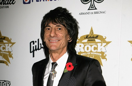 Ронни Вуд (Ronnie Wood)