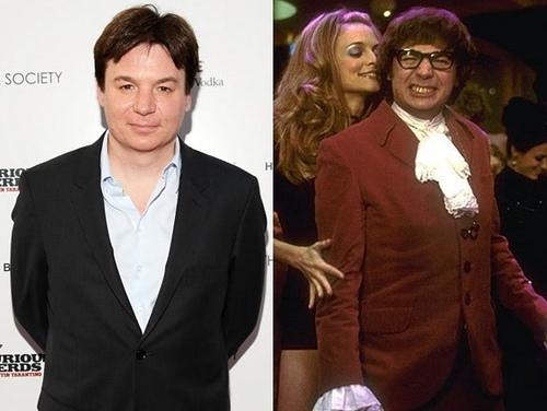 Актерские перевоплощения: лучшая десятка Голливуда