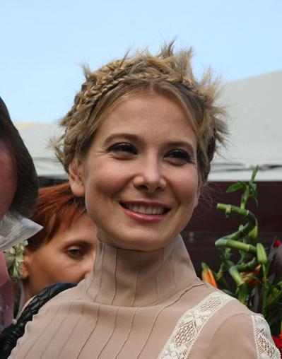 Юлия Высоцкая (Yulia Vysotskaya)