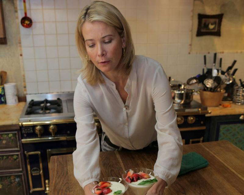 Едим дома с Юлией Высоцкой