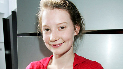 Миа  Васиковска (Mia  Wasikowska)