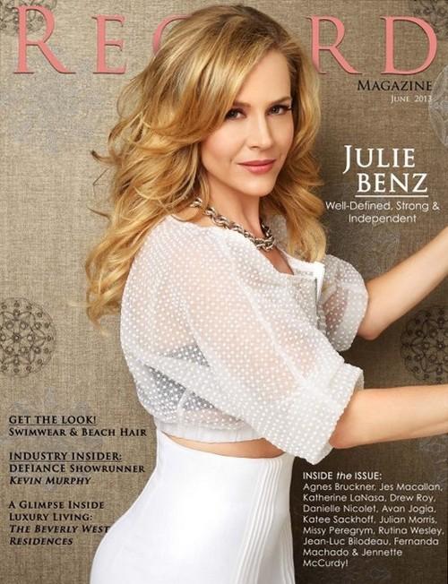 Джули Бенз для Regard Magazine