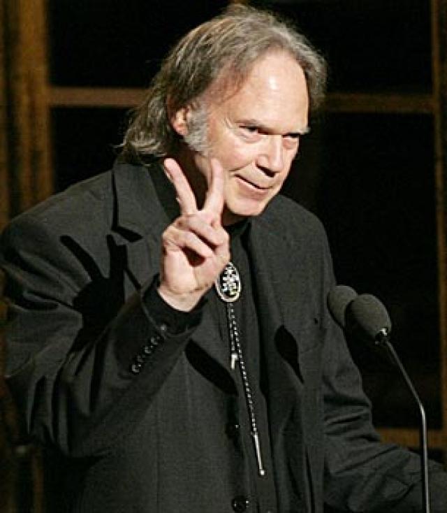 Нил Янг (Neil Young)