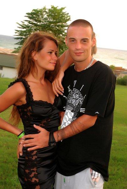 Семья Гуфа и Айзы Долматовой
