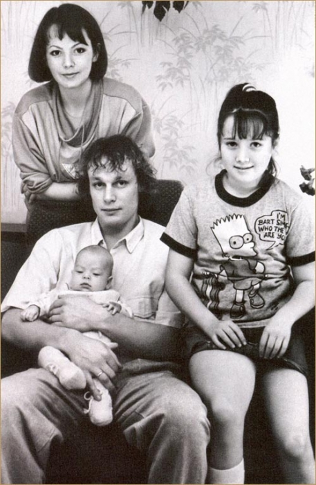 Семья Сергея Жигунова