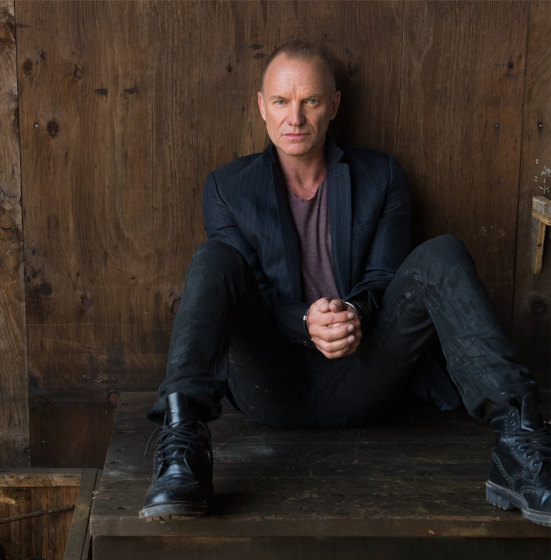 Стинг (Sting) – Гордон Мэттью Самнер (Gordon Matthew Sumner)