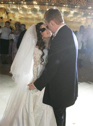 Свадьба Дианы Гурцкой и Петра Кучеренко