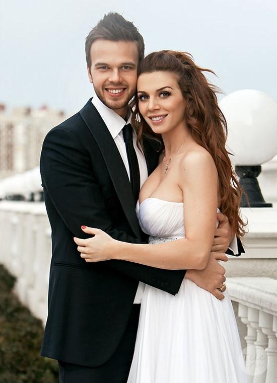 Свадьба Анны Седаковой и Максима Чернявского
