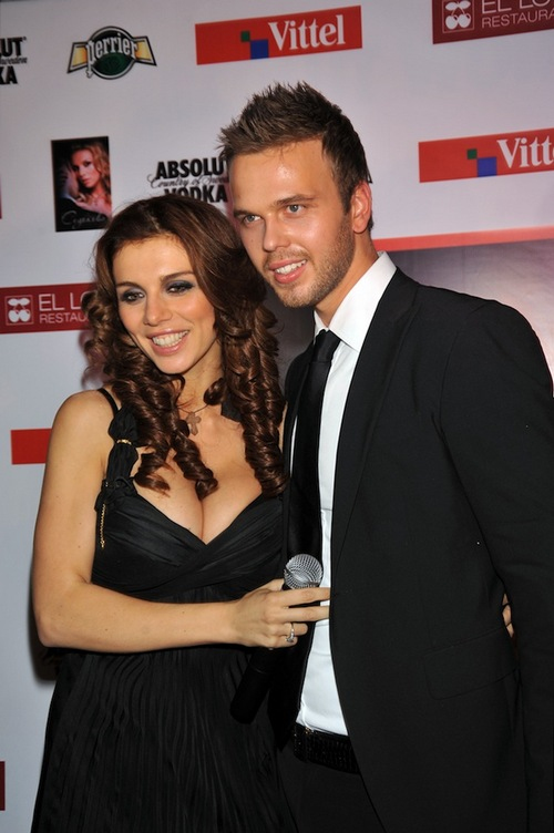 Анна Седакова и Максим Чернявский