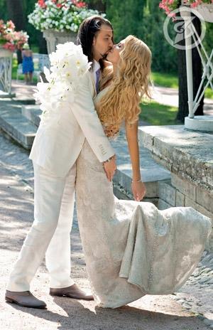 Свадьба Дениса Клявера и Ирины Федотовой