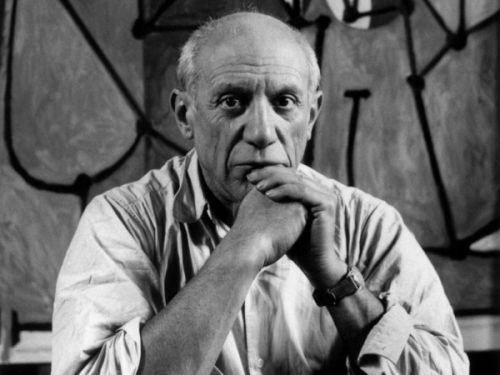 Цитата Пабло Пикассо