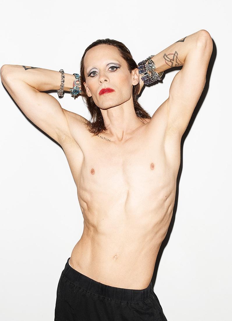 Самые красивые актёры трансвеститы 5 фотография