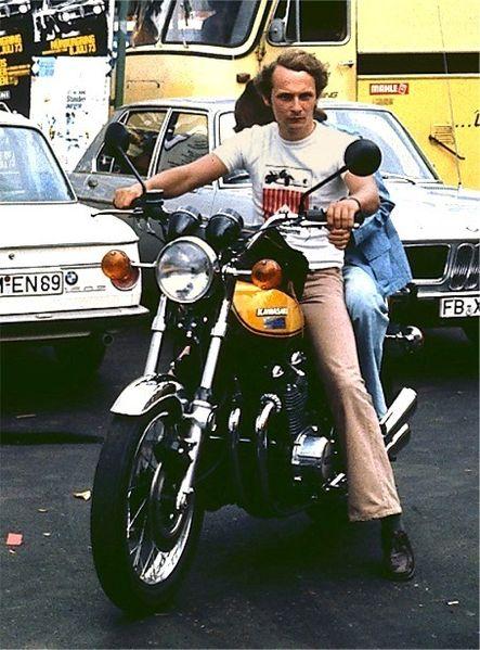 Ники Лауда (Niki Lauda) – Андреас Николаус  Лауда (Andreas Nikolaus Lauda)