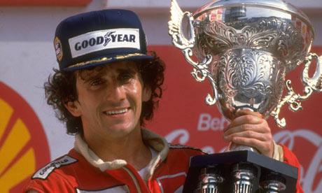 Ален Прост (Alain Prost)