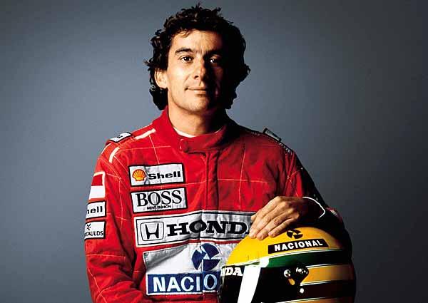 Айртон Сенна (Ayrton Senna)