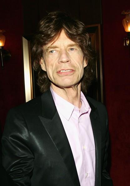 Мик Джаггер (Mick Jagger)