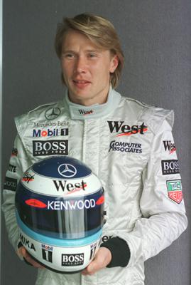 Мика Паули Хаккинен (Mika Pauli Hakkinen)