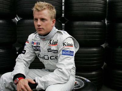 Кими Райкконен (Kimi Raikkonen)