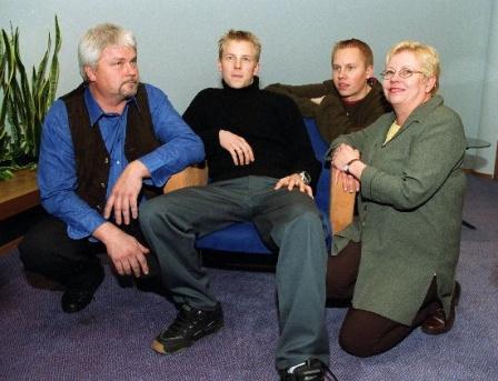 Кими и его семья