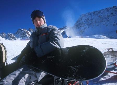 Кими Райкконен в Щвейцарии