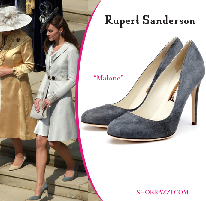 Звездная обувь Кейт Миддлтон
