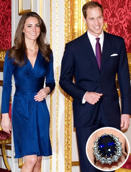 Обручальные кольца принцесс