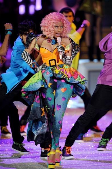 Ники Минаж на сцене